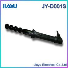 new barber salon hair iron, 25Watt ptc heater, hair curler, Jiayu OEM
