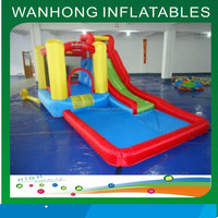 Hot sale child inflatable bouncer cheap inflatable water slide