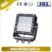 New good high lumens car led light bar factory 60W led light, 4x4 off-road cree led work light, waterproof car work lamp