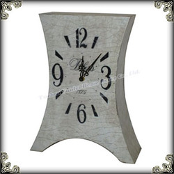 European style individualized table clock