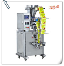 3, 4 sides sealing sachet coffee, tea packing machine