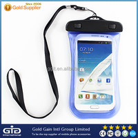 [GGIT]PVC Universal Waterproof Mobile Phone Case Bag for iPhone 6