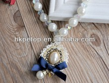 Hand Made High Quality Luxury Palace Pet Necklace Accessories