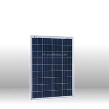 80W Solar Panel 18V, poly crystalline, flexibile dimension is acceptable, Ningbo Ring Solar CO., LTD