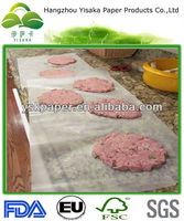 Wax Paper for Meat Wrapping