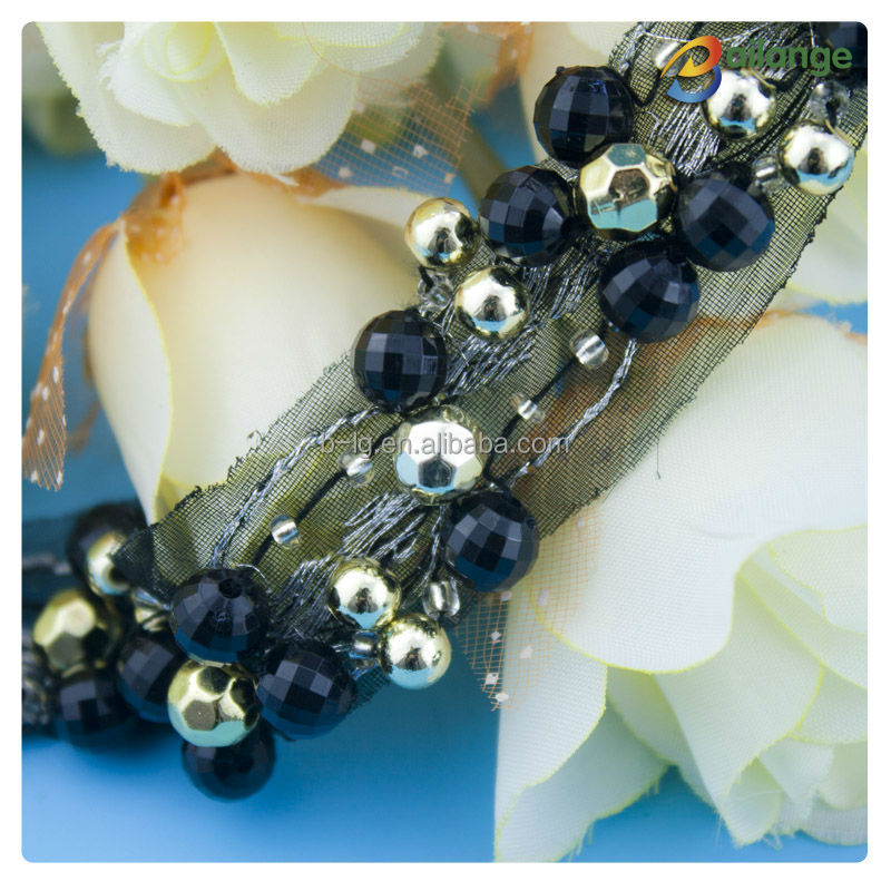 Hot Selling Bead Trimming Bead Embroidery Patterns Beads And Pearls