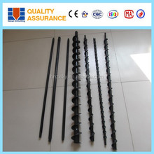 Long life time twist / spiral drill pipe for sale