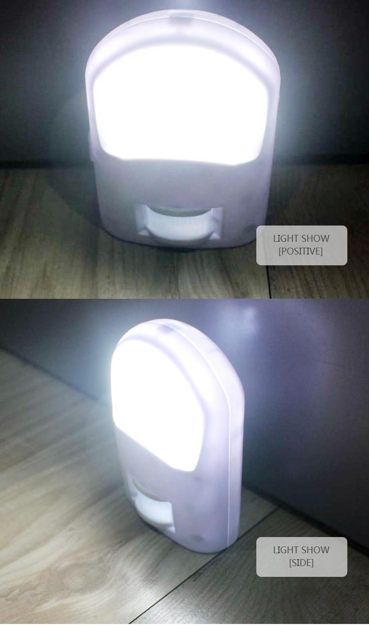 Led intérieur maison lumière auto capteur de lumière