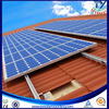 home solar roof mounting system