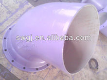 China ductile iron fitting manufacturer- single mechanical joint bend