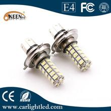 Auto Headlight Lamp Bulb 1210-68SMD,H4 Car Fog Light Bulb