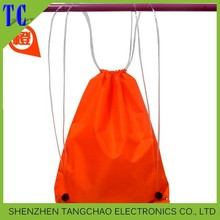 New products Cycling drawstring bag/outdoor pro backpack/backpack flashing light
