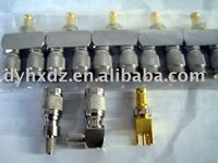 1.0/2.3 connectors,SAA male ,CC4 female N3 connector