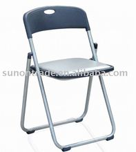 NEW MODEL metal foldable barstool chair with aluminum legs DT-3018