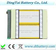 3.7V 4100mAh Tablet PC Batteries 6854115
