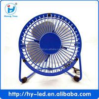 mini electric fan usb fan small desk fan