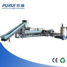 PP/PE Fibers Strand Pelletizing/Granulating/Recycling Line