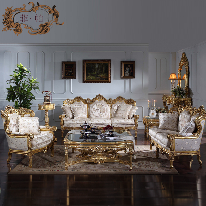 French Style Living Room Set Classic Sofa Furniture European Living Room Set View Classic Sofa