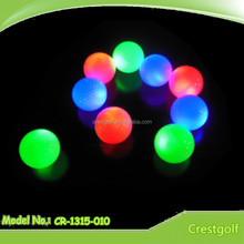 Quality Assuranced Golf LED Ball Night Golf Ball LED Golf Balls