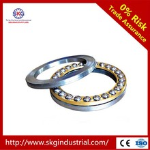 China SKG brand thrust ball bearing 51415with Alibaba trade assurance