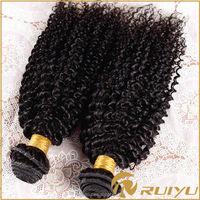 Wholesale 12-30 inch human hair direct bohemian hair weave manufacturers, kinky twists hair weave