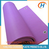 Wholesale Hole Eco TPE Anti Slip Durable Round Yoga Mat With Carry Bag