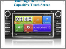 touch screen car dvd player gps navigation for Toyota Universal