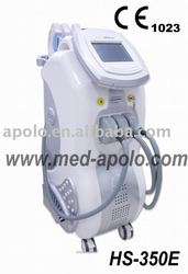 e-light(ipl+rf) machine (Model:HS-350E-1M)--(CE certificate, ISO 13485,Factory registered in FDA)