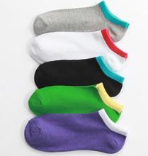 bulk wholesale adult unisex fashion thin breathable no show plain socks