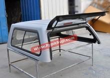 Fiberglass Canopy Toyota Hilux Vigo 2005+, Double Cab, 1.52m Bed