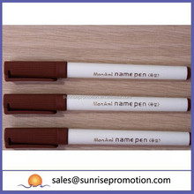 Good quality hot selling promotion glass marker pen