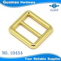 19mm adjustable zinc alloy metal bag buckle