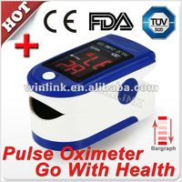 The Latest with FDA Certification Oximeter Electrical Pulse Counter