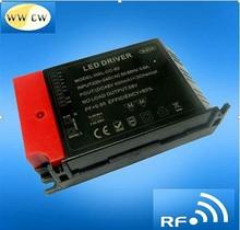 2.4G 1400ma 1200ma 1000ma 800ma 60W Wireless dimming&color change LED driver