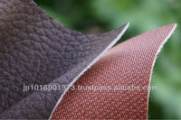 PVC / PU LEATHER stock lot for making household furniture such as chairs and sofas Made in Japan