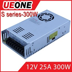 300W 12V SMPS POWER 220v ac 12v dc 25a switching power supply