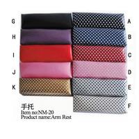 Square Shape Many Colors High Quality Sponge Nail Care Arm Rest Cushion Pillow