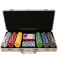 Golden supplier for aluminum poker chip case RZ-SPC-023
