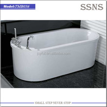 Small Whirlpool Sitting Bathtub (TMB036)