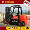 used toyota forklift Automatic transmission YTO 2ton small diesel forklift CPCD20 for sale