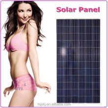 A Grade cell high efficiency solar photovoltaic panel poly solar module 300w in China