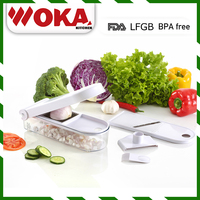 Fruit And Vegetable Multi Chopper Press Manual Dicer