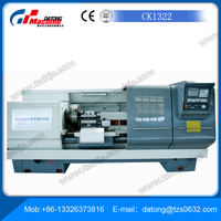 High Quality CK1322 CNC Pipe Threading Lathe machine(Large Bore Lathe machine)(Large Spindle Bore Lathe)