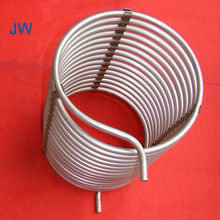 Superior quality stainless steel cooling coil tube