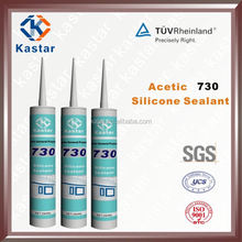 High performance RTV silicone adhesive glue factory price