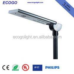 Unique design solar led beacon light