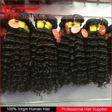 Exceptional unprocessed beauty products wholesale virgin Malaysian human hair extension curly natural virgin hair extensions
