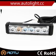 12V 6 Led car auto led daytime running lights for honda accord