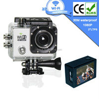 2015 manufacture direct sale wifi sports action camera as waterproof sports camera SJ6000