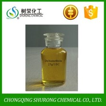 Agrochemical Insecticide Deltamethrin 2.5% EC